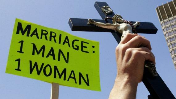 Homosexualitet och kristendomen