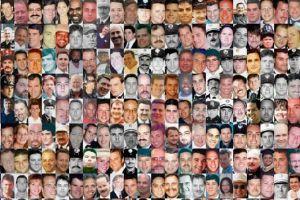 911 Victims collage