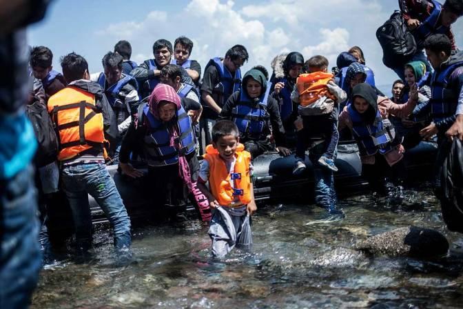 Har ni en flyktingkris? (Eller: Sverige kan inte ta emot alla flyktingar del 3.)