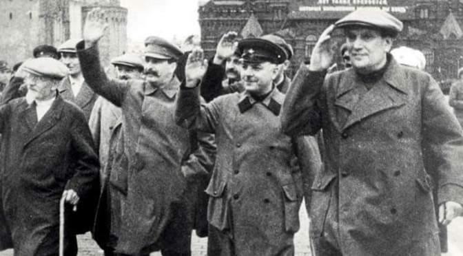 Nazismen vs kommunismens döda