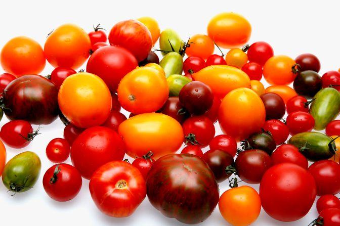 Köp svenska tomater och va lite tacksam!